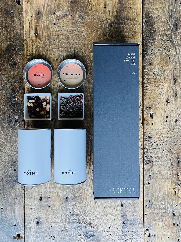 Losse thee - Atelier Cothé - 2 stuks