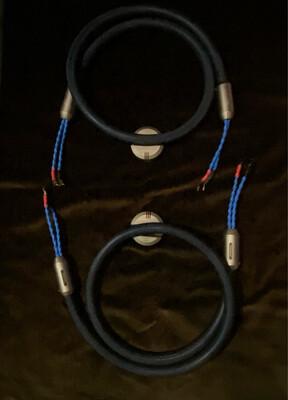 SILTECH Royal Signature EMPEROR Crown 2m Speaker Cable