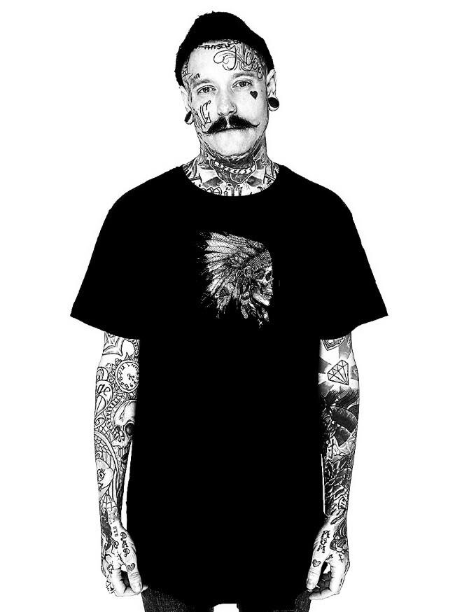 Black T Shirt.