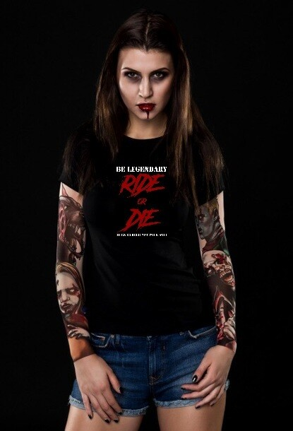 Ride or Die T-shirt (unisex)