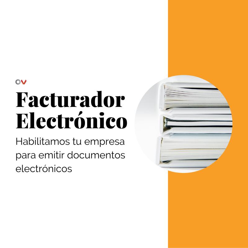 Facturador Electrónico