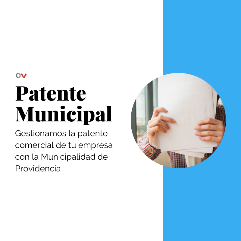 Patente Municipal