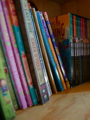 Books for one camp