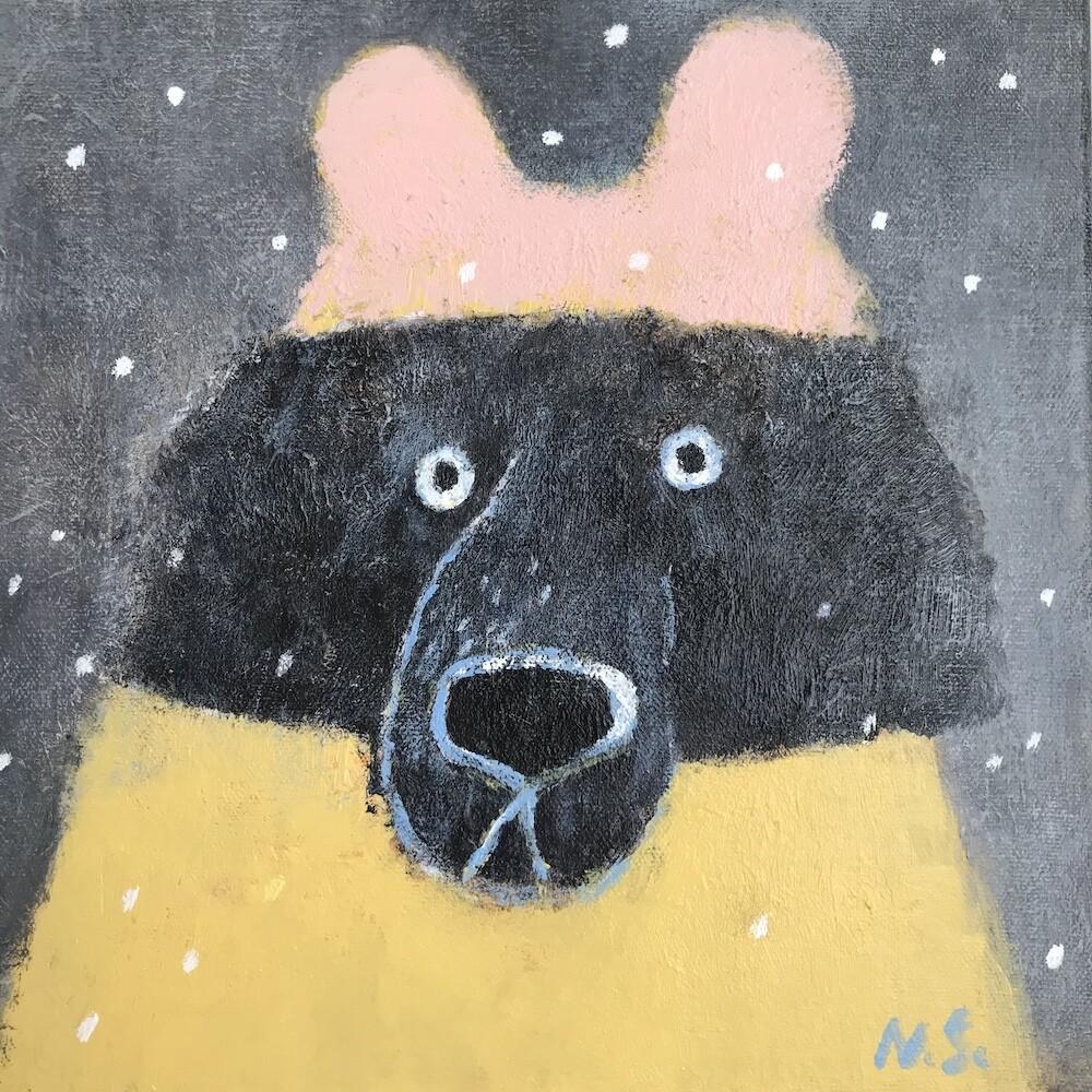 Winter Bear – Original