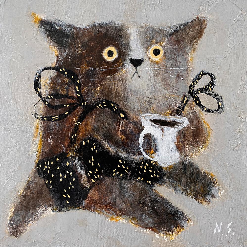 Cat in the Black Pants – Original