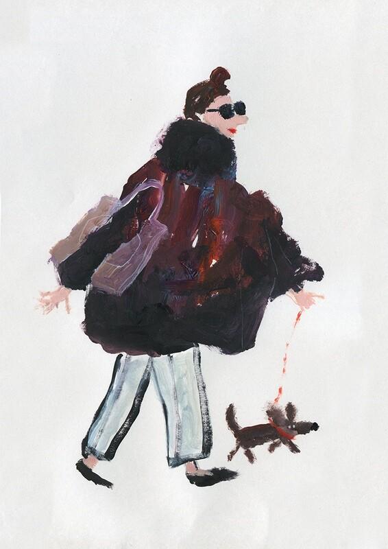 On the Walk – Original