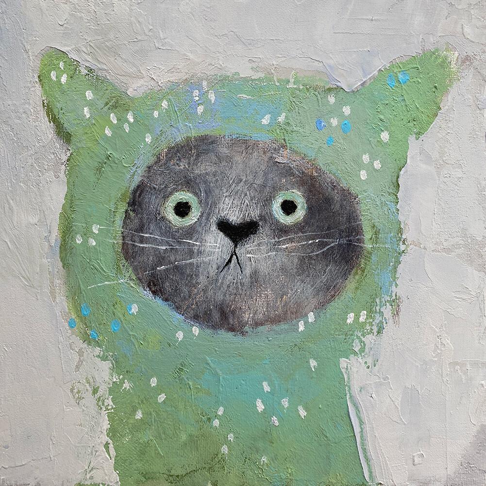 Cat in the Hood – Original