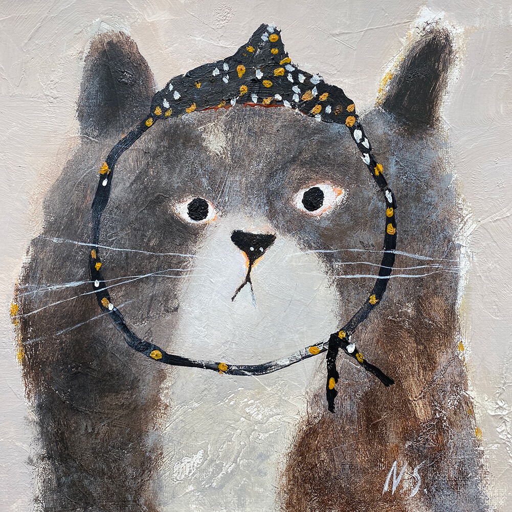 Cat in the Spotted Hat – Original