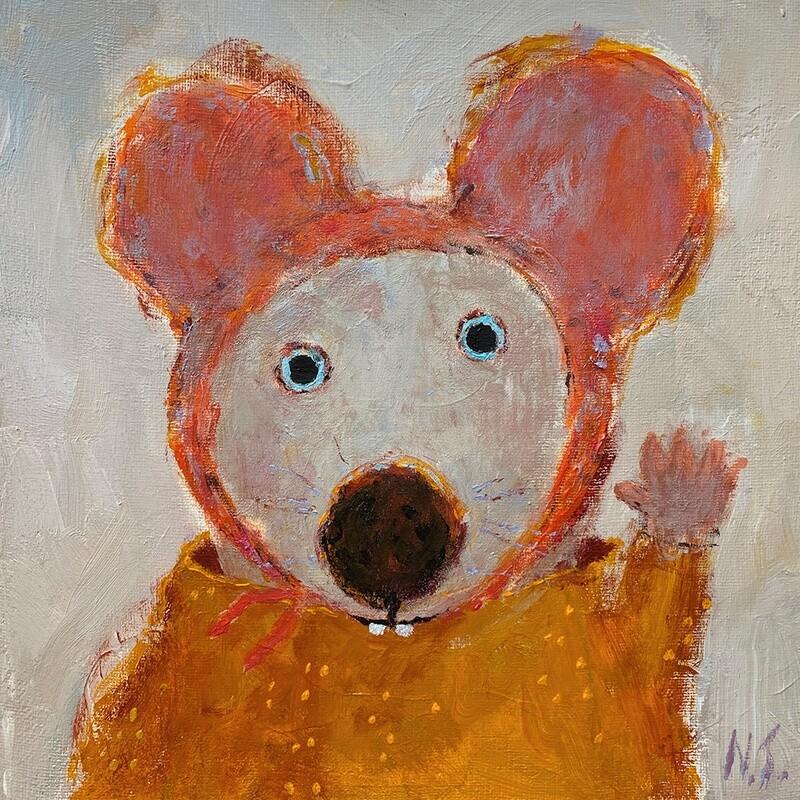 Hi Mouse – Original