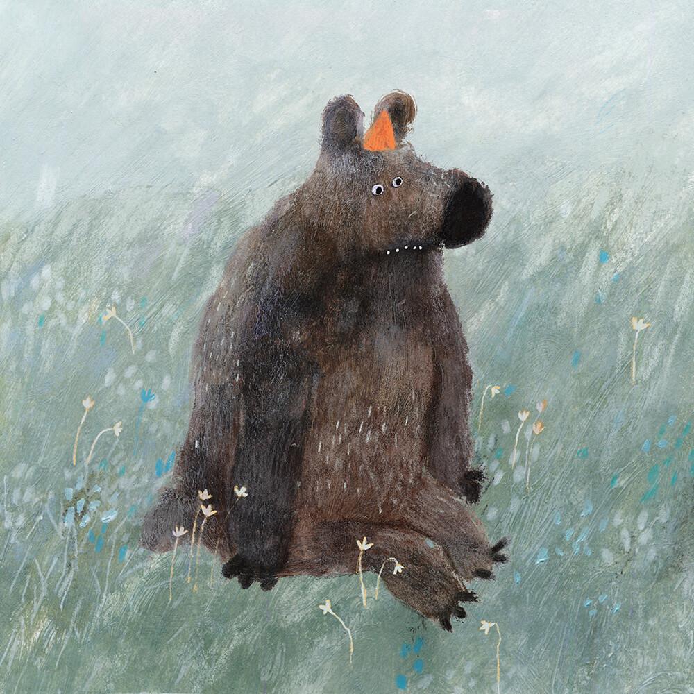 Bear in Fields