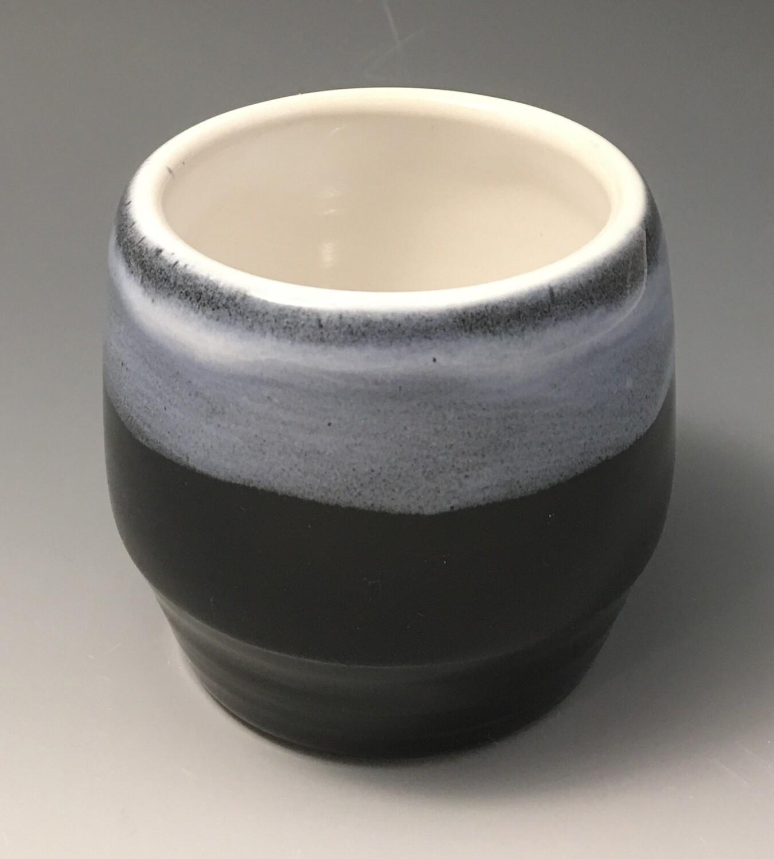 Black and White Tea Bowl.