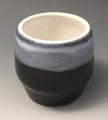 Black and White Tea Bowl.