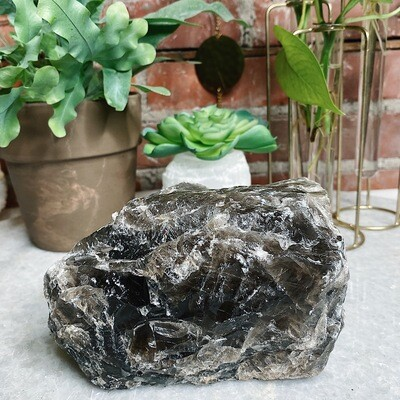 Raw Smokey Quartz 6 Pound Variety