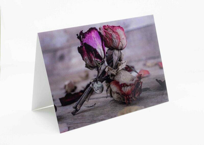 Roses Love Greeting Card
