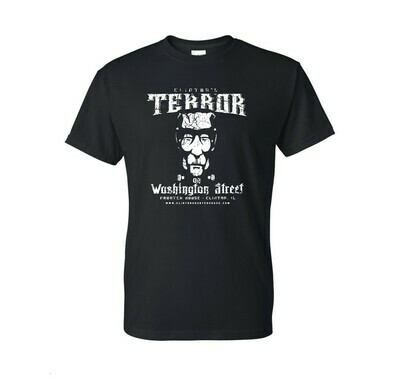 Terror on Washington Street Short Sleeve Tee