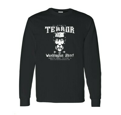 Terror on Washington Street Long Sleeve Tee