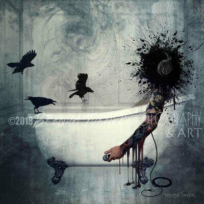 Sinking In Ink