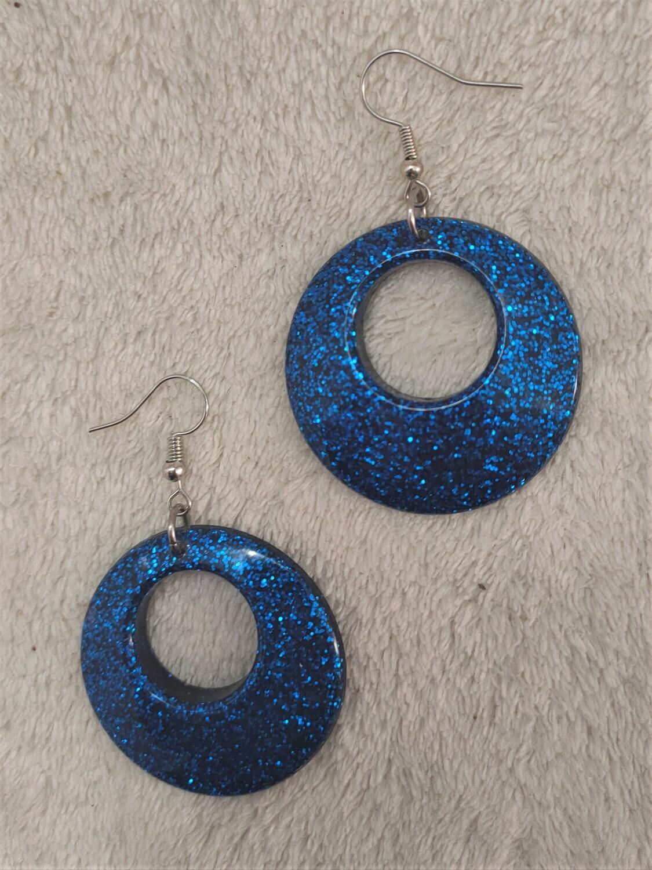 Truest Blue Earrings