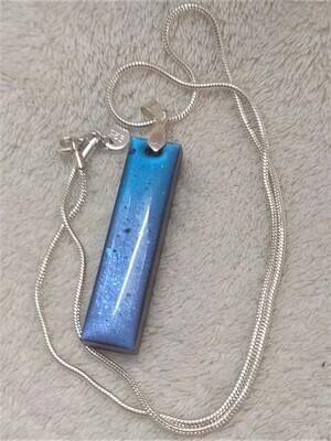 Blue/Purple Gradient Pendant