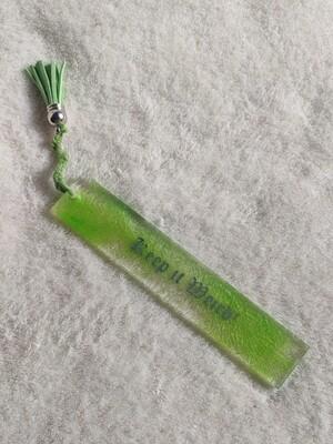 Keep it Weird bookmark