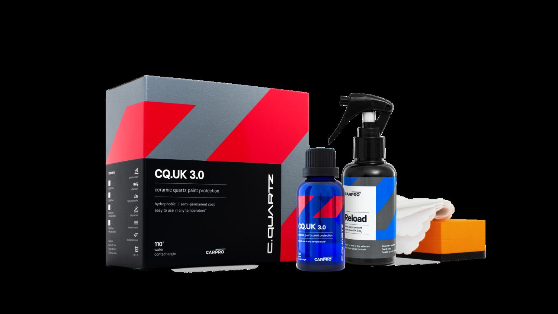 CarPro CQuartz UK 3.0 + Reload kit