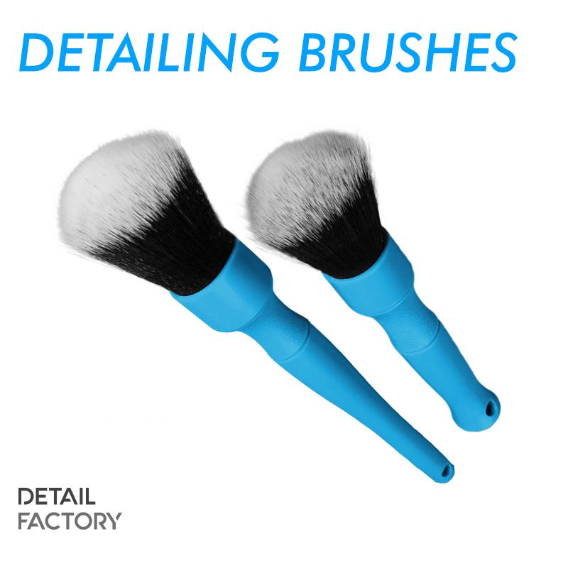 Detail Factory Detailing Brushes