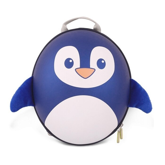 "Рюкзак на молнии детский ""Пингвин"""