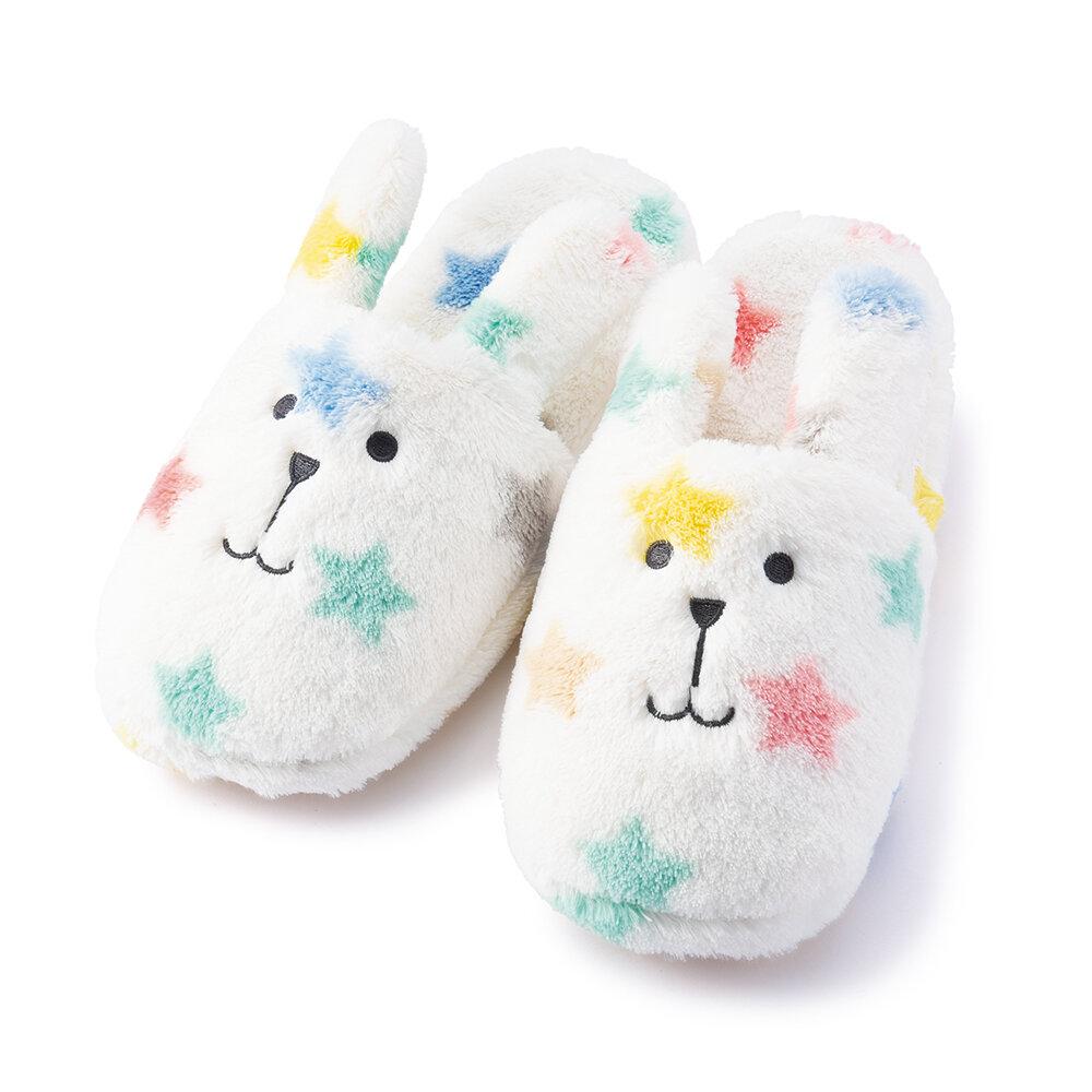 Тапочки домашние с изображением зайца RAB, 27см