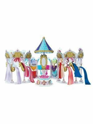 Pony Royale / Волшебный замок-карусель и Королевская лошадь -Радуга