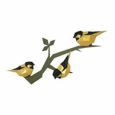 Птички GOLD