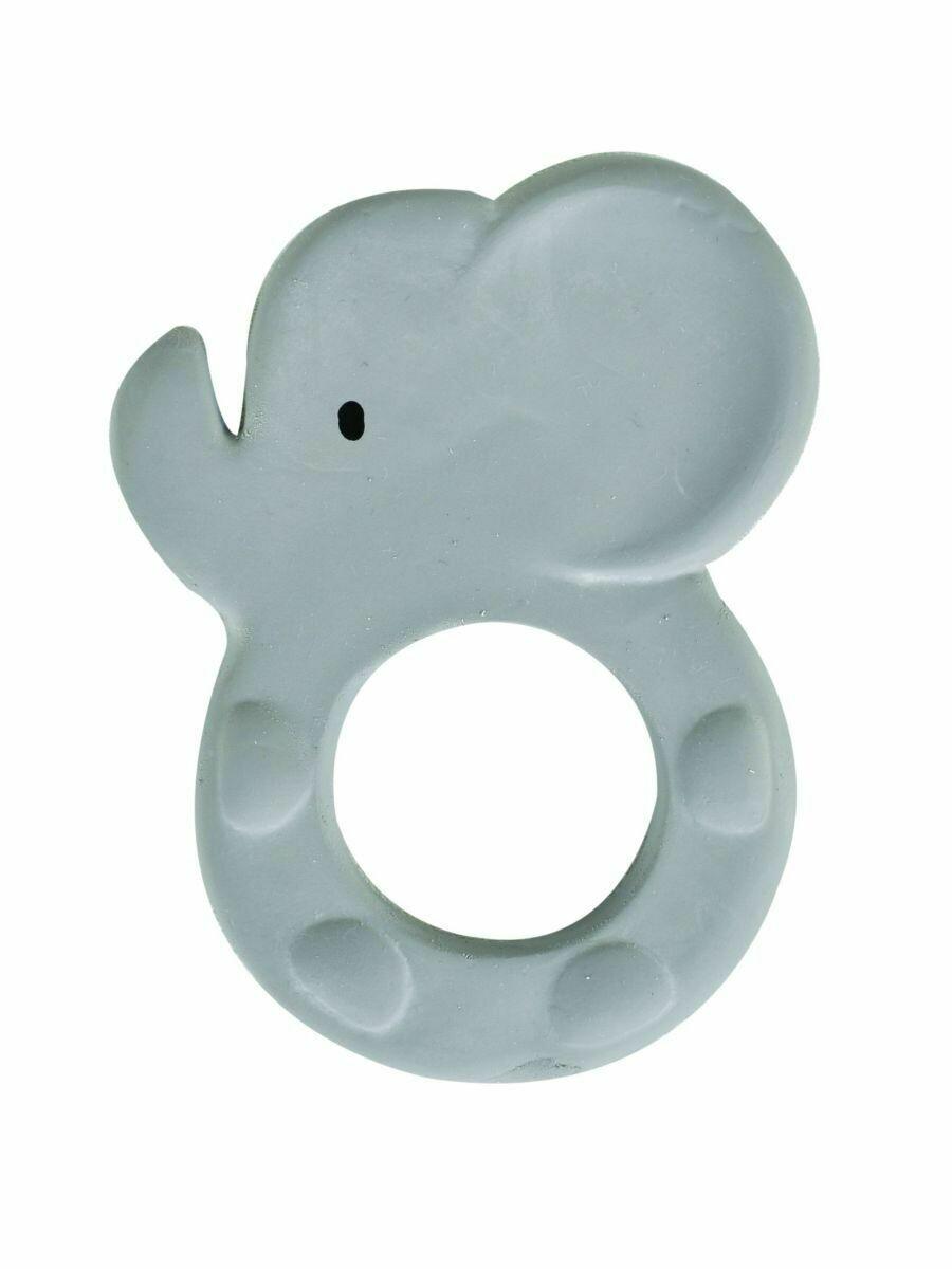 Игрушка-прорезыватель из каучука Слон
