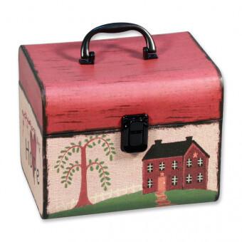 Коробка-Сундучок