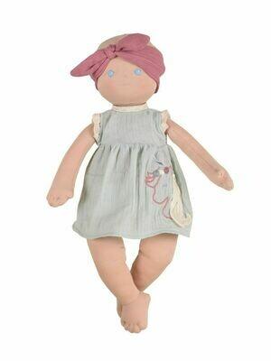 Кукла из органического хлопка Kaia