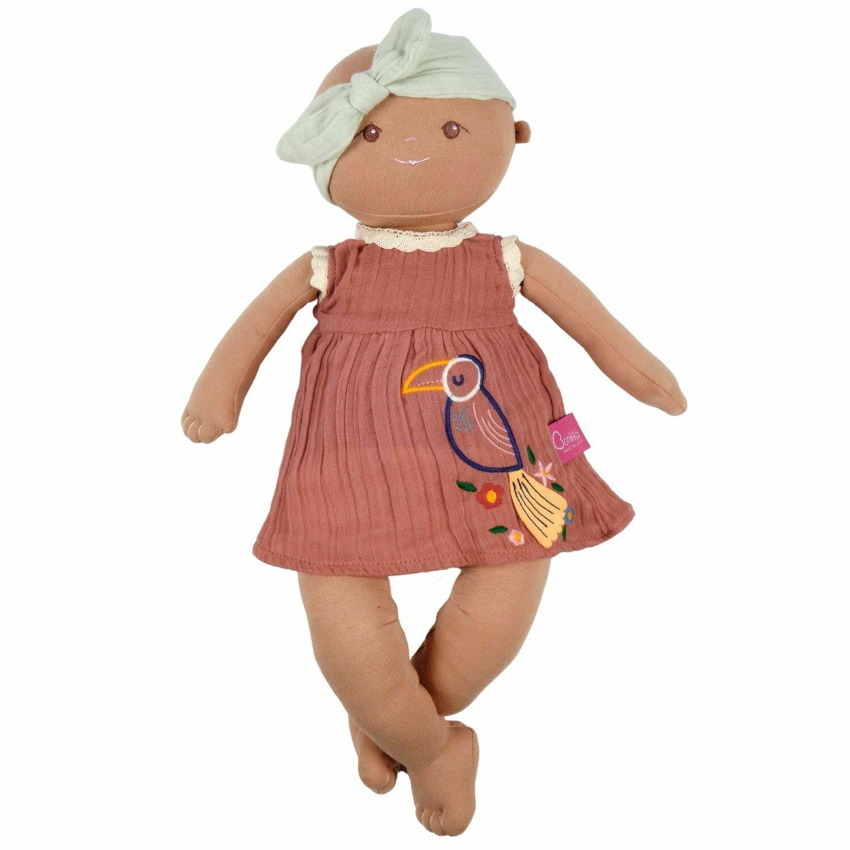Кукла из органического хлопка Aria