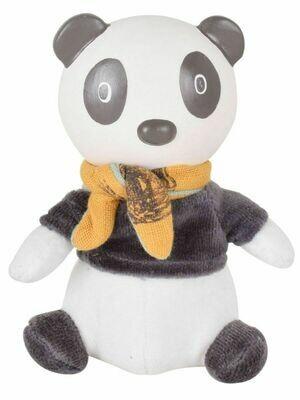 Мягконабивная игрушка  из каучука Панда Pancha