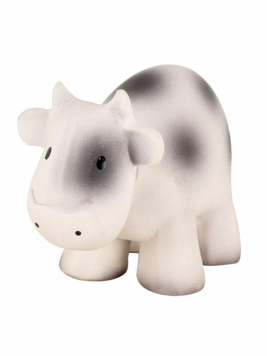 Игрушка из каучука Корова    (без упаковки)