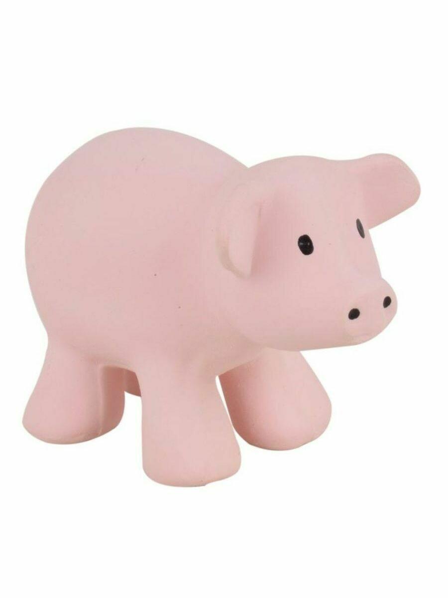 Игрушка из каучука  Свинка  (без упаковки)