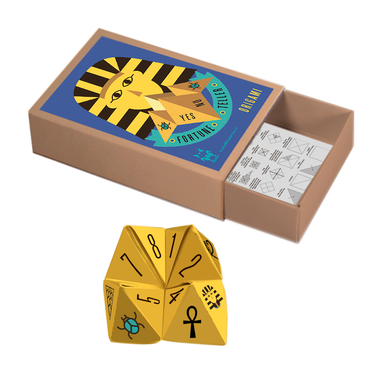 """Набор оригами """"Предсказатель"""""""