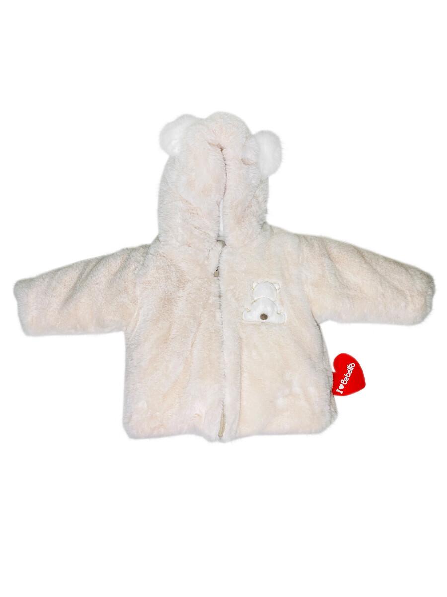 Курточка меховая детская с ушками
