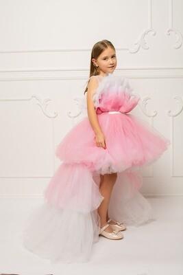 Пышное платье PINK PRINCESS