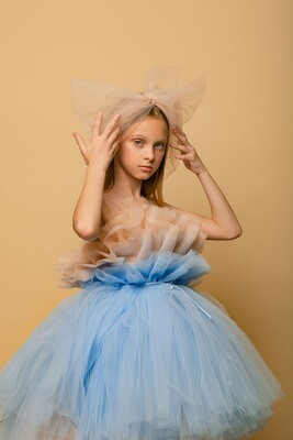 Пышное платье PRINCESS