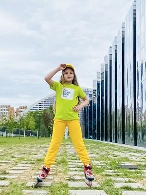 Футболка детская CITY