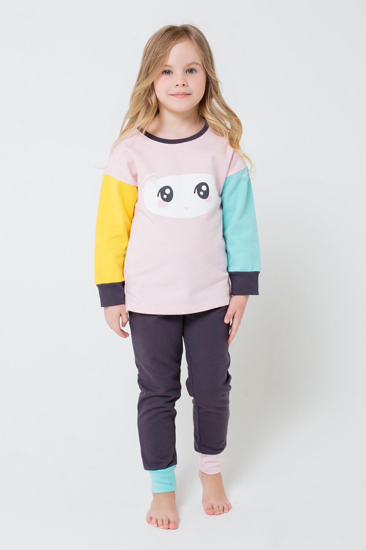 Детская пижама c начесом