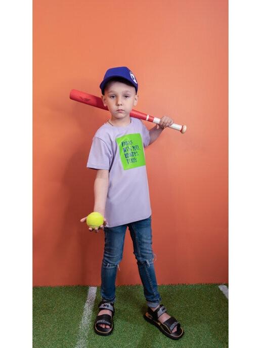 Бейсболка с принтом GLOBE