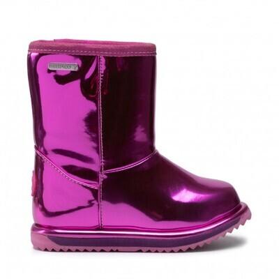 "Угги зимние ""Brumby Gloss"", EMU AUSTRALIA, ярко-розовый"