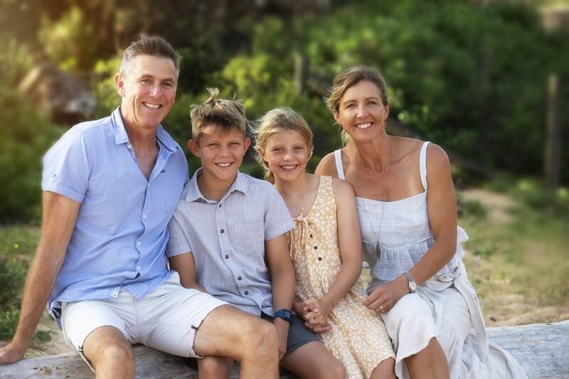 Family Portrait Session Gift Voucher