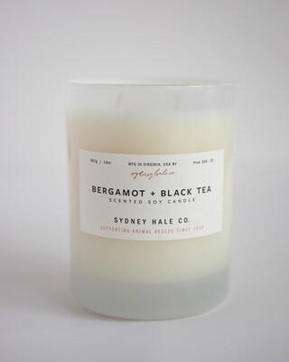 Bergamot Black Tea Candle