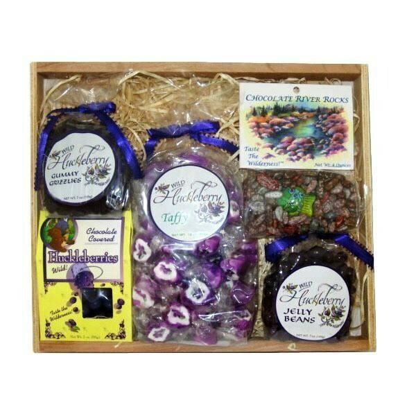 Huckleberry Variety Gift Box