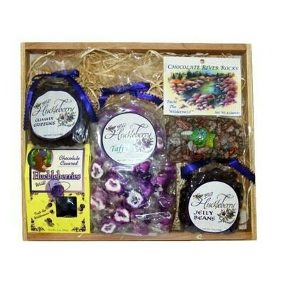 Huckleberry Variety Gift Box