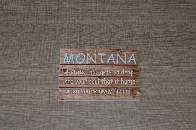 Montana gets so deep sign